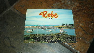 OLD-AUSTRALIAN-POSTCARD-VIEW-FOLDER-FROM-1960s-ROBE